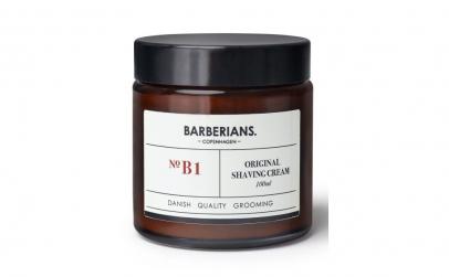 Crema de ras, Barberians, Profesionala