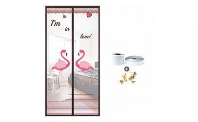 Perdea anti-insecte Flamingo