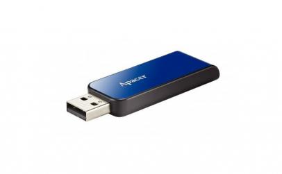 Memorie flash USB 2.0 16GB albastru,