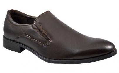 Pantofi barbatesti maro eleganti