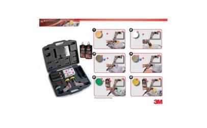 Set profesional polish faruri 3M