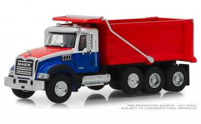 2019 Mack Granite Dump Truck Solid Pack