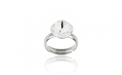 Inel Square Mini Crystal
