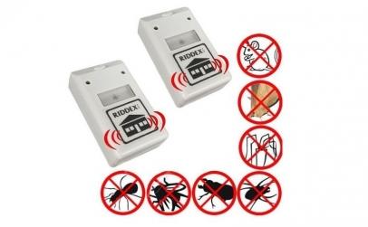 Set 2 x aparate anti-insecte