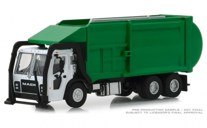 2019 Mack LR Refuse Truck Solid Pack -
