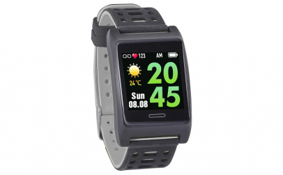 Smart Watch T FIT 280 GPS  negru gri