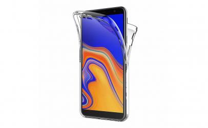 Husa 360 grade silicon, Samsung Galaxy