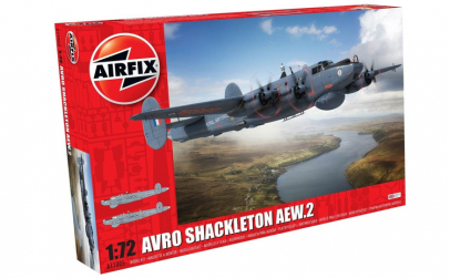 1:48 Avro Shackleton AEW.2 - New livery