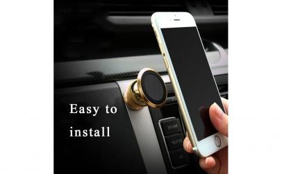 Suport auto magnetic - pentru telefon