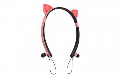Casti copii cu Bluetooth urechiuse