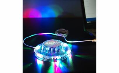 Roata LED multicolora