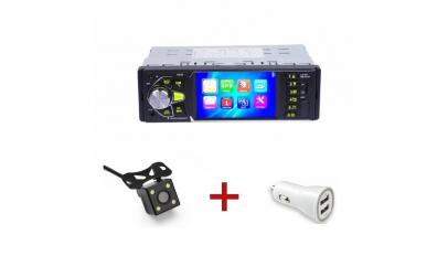 Radio MP5 Player + camera + incarcator