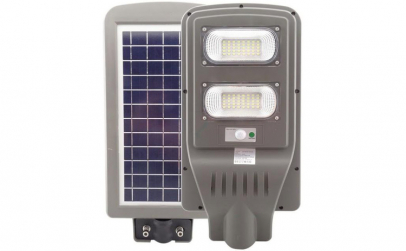 Lampa stradala 40W cu panou solar,