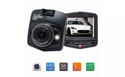 Camera Auto FULL HD DVR cu seznzor