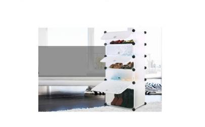 Dulap modular  cu 5 compartimente