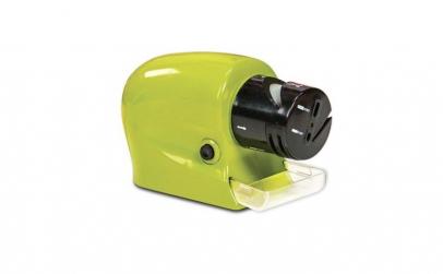 Aparat electric de ascutit cutite, Verde