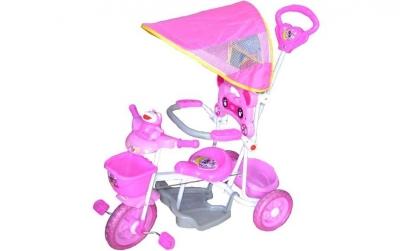 Tricicleta cu maner parental