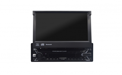 Mp5 Player 1DIN cu ecran retractabil