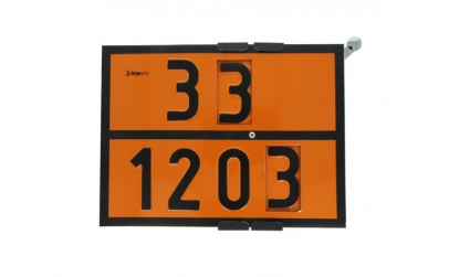 Tablita placa avertizare marcaj ADR 30