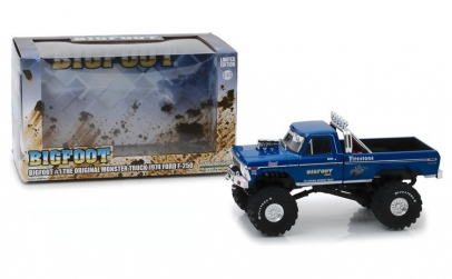 Bigfoot #1 The Original Monster Truck