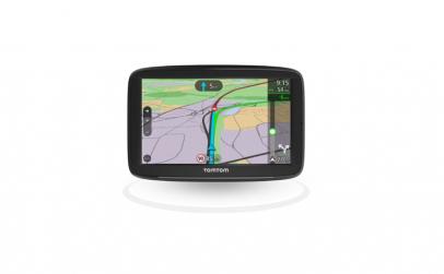 Sistem de navigatie TomTom - Harti