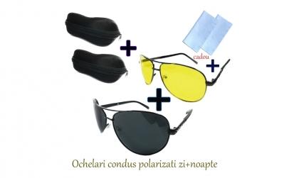 Ochelari polarizati+Ochelari aviator+Toc