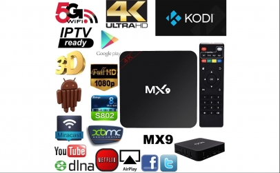 Sistem multimedia Smart Internet TV