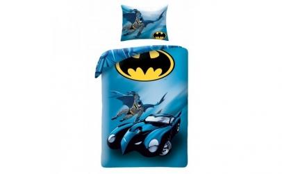 Lenjerie de pat pentru copii Batman