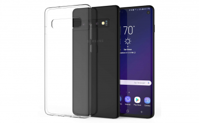 Husa silicon Samsung Galaxy S10