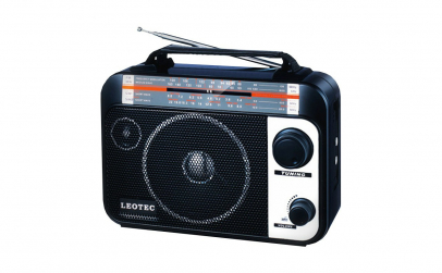 Radio Leotec Q1 cu 4 benzi radio AM/FM