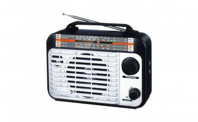 Radio Leotec Q2 cu 4 benzi radio AM/FM