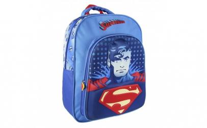 Ghiozdan scoala 3D SUPERMAN