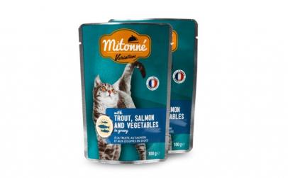 Set hrana umeda pentru pisici