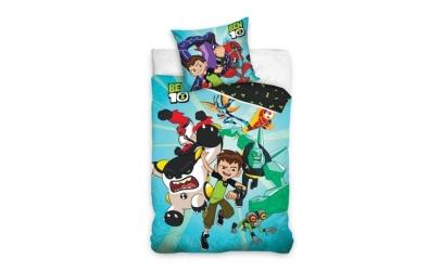 Lenjerie de pat pentru copii Ben10