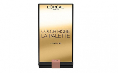 Paleta 6 rujuri L'Oreal Paris Color Rich