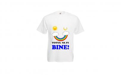 Tricou mesaj - Totul va fi bine
