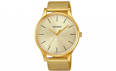 Ceas CASIO CLASSIC GOLD MESH GOLD  New!