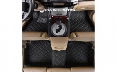 Covorase auto LUX PIELE 5D Dacia Logan