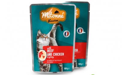 Set hrana umeda pentru pisica