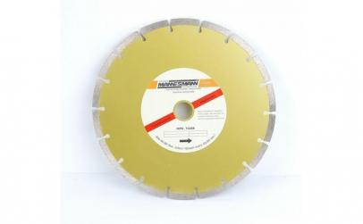 Disc diamantat segmentat pentru