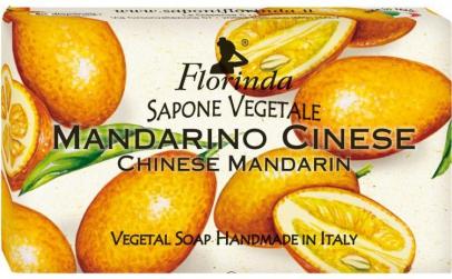 Sapun vegetal cu mandarine chinezesti