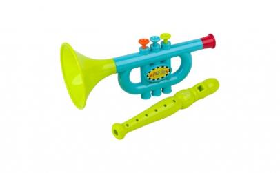 Set instrumente muzicale.trompeta si