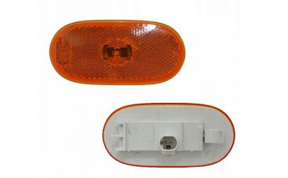 Lampa laterala LED compatibila Mercedes