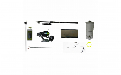 Set lanseta 4,5 m + accesorii Wind Blade