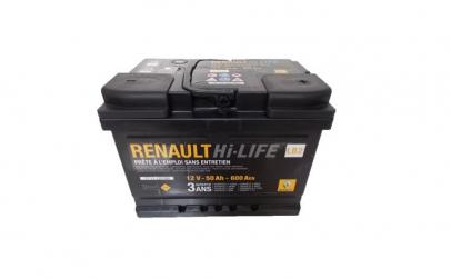 Baterie 12V 50AH 600A