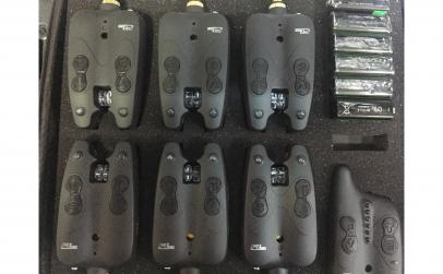 Set senzori pescuit 6+1