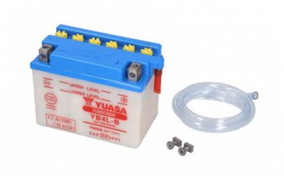 Baterie moto Acid cu intretinere YUASA