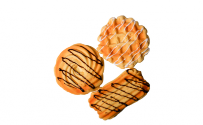 Figurina decorativa forma de biscuiti