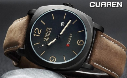 Ceas Casual CURREN QUARTZ Leisure Series