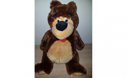 Ursul Miska din Masha si Ursul